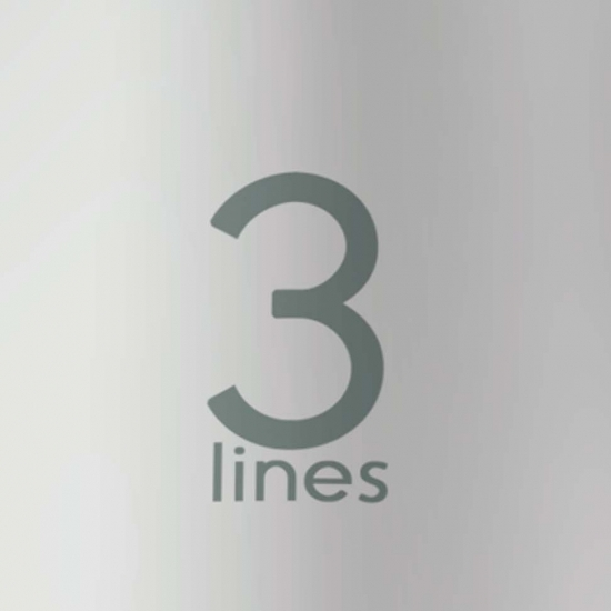 3 lines