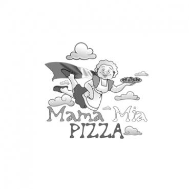MAMA MIA PIZZA DESIGN IDEAS
